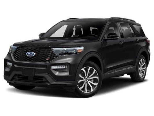 2020 Ford Explorer Platinum In Hallowell Me Portland Ford