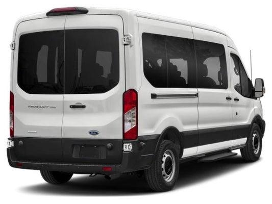 Ford Transit Wagon >> 2019 Ford Transit Passenger Wagon Xl
