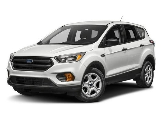 2017 Ford Escape Se In Hallowell Me Portland Ford Escape
