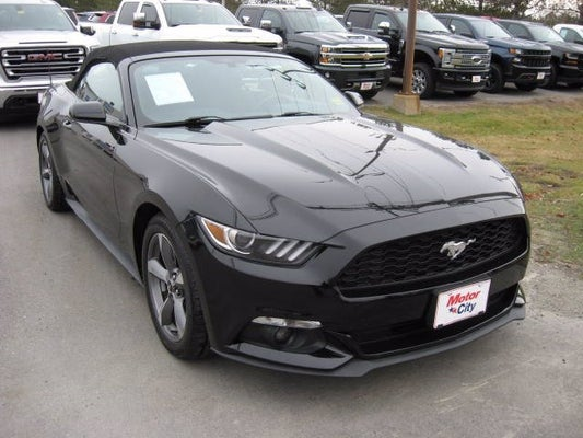 2016 Ford Mustang V6 In Hallowell Me Portland Ford Mustang Quirk Ford Of Augusta
