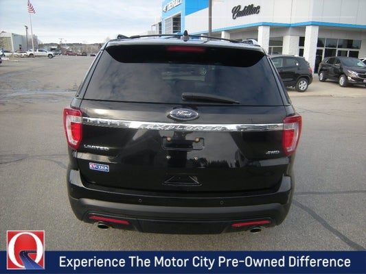 2017 Ford Explorer Limited In Hallowell
